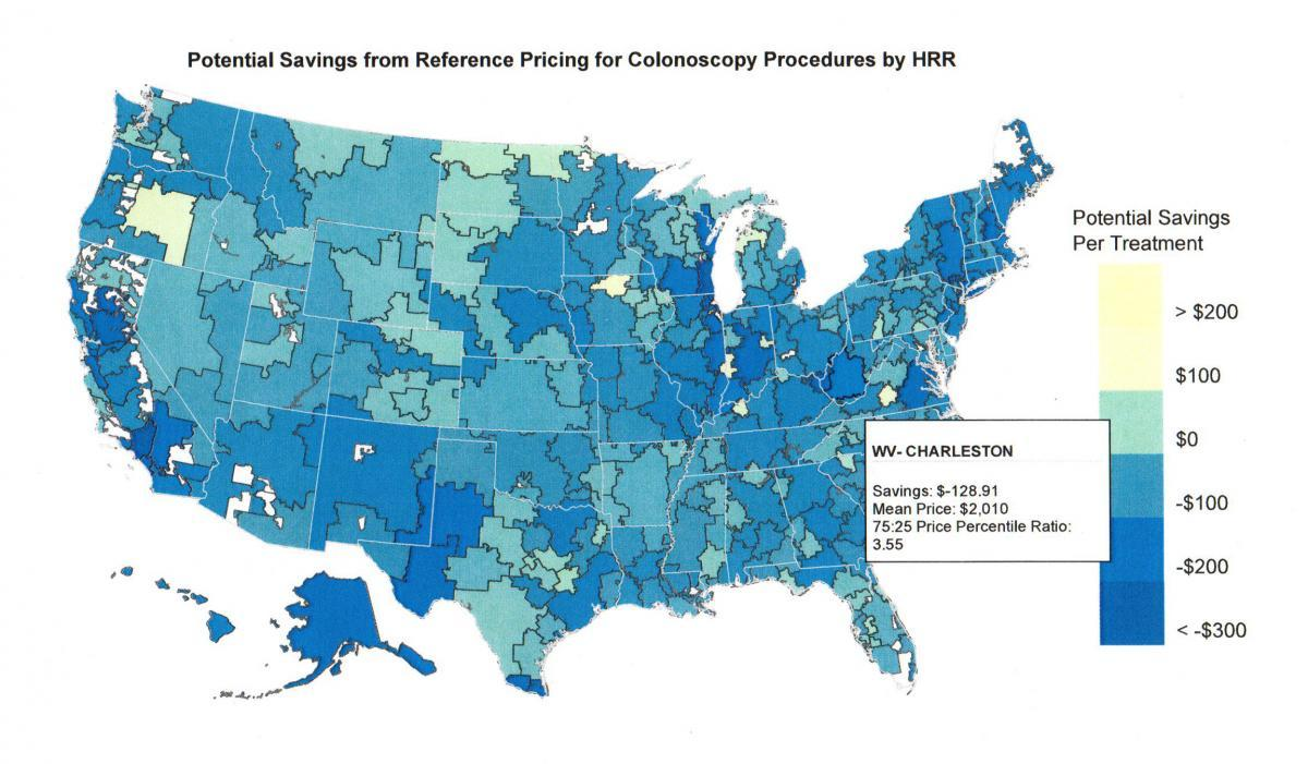 Reference Pricing Diagnostic Tests And Procedures Berkeley Center - What does map pricing mean