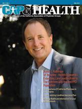 CAPG Health cover - Fall 2011